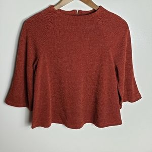 W5 3/4 Sleeve Blouse